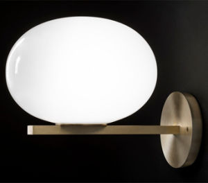 Dlss Lighting New Design Modern Glass Gold Pendant Lamp pictures & photos
