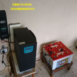 Inversor De Onda Sinusoidal Pura 3000 Watt Inverter with Charger/Pure Sine Wave Inverter with Charger pictures & photos