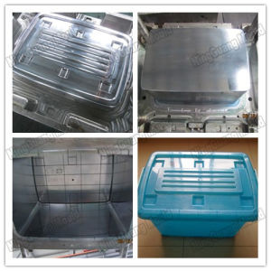 Plastic Injection Storage Box Mold pictures & photos