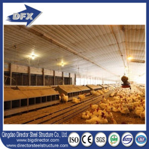 Cheap Metal Chicken Farm Building Poultry House pictures & photos