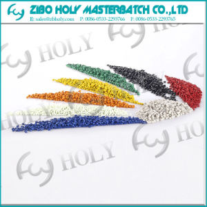 Plastic Color Masterbatch LDPE Granules pictures & photos