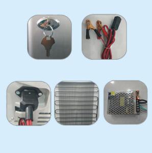 12V/24V Compressor Mini Solar Refrigerator Freezer pictures & photos