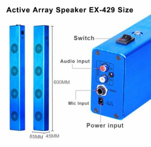 Ex429 High Quality 20W Active Sound Speaker for Classroom pictures & photos
