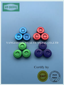 20mm Aluminum Cap for Glass Vial pictures & photos