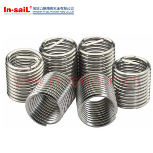 L4010 M8 Stainless Steel Thread Repair Wire Thread Insert pictures & photos