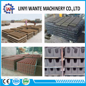 Qt4-15 Concrete Block Making /Construction Machinery/Concrete Block Machine pictures & photos