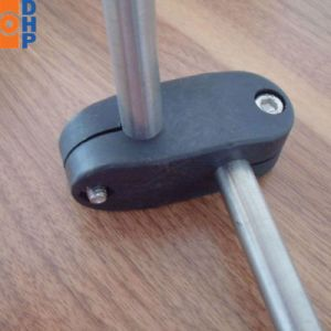 H174 Plastic Cross Clamp for Pipes pictures & photos