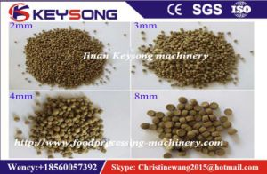 Pet Feed Floating Fish Food Processing Machine pictures & photos