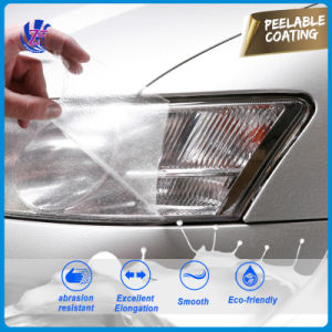 Peelable Anti UV Protective Car Coating PU-205/F pictures & photos