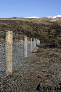 Sailin Rabbit Fence with Hexagonal Wire pictures & photos
