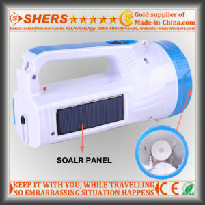 Handheld Solar LED Spotlight with 18 LED Desk Lamp (SH-1950) pictures & photos
