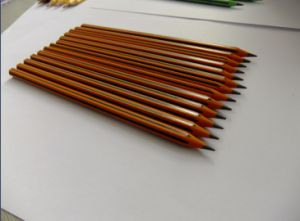 Hb Stripe Pencil Without Eraser