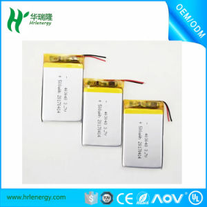 Rechargeable Li-Polymer Battery 403048 500mAh 3.7V pictures & photos