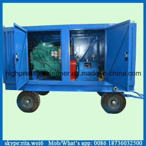 1000bar High Pressure Diesel Tank Cleaning Equipment pictures & photos
