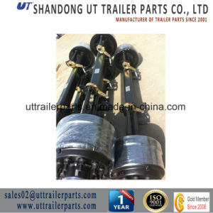 Semi Trailer Axle/Chinese Made Axle pictures & photos