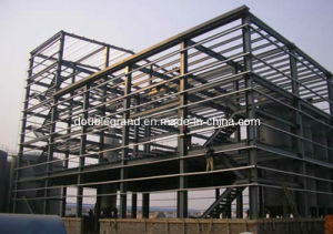 steel frame construction steel structure workshop dg3 065