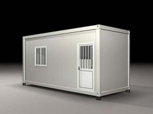 Portable Modular Prefabricated Container House Office for Working Site pictures & photos