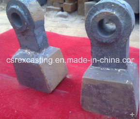 High Chrome Casting for Hammer for Telsmith Crusher pictures & photos