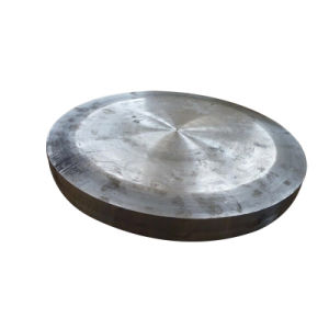 Forged Tube Sheet for Machine Spare Parts pictures & photos