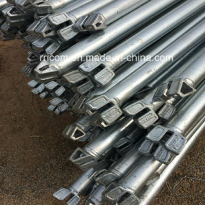 Hot DIP Galvanized Scaffold Ledgers for Construction pictures & photos