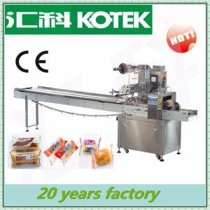 Big Bread Wrapper Flow Pack Machine pictures & photos