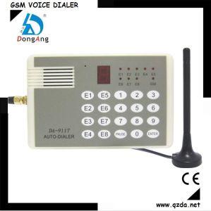 GSM Alarm Telephone Line Monitoring Voice Auto Dialer (DA-911T-8)