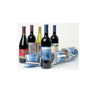 Customized Wine Label Bottle Sticker (SZ14078) pictures & photos