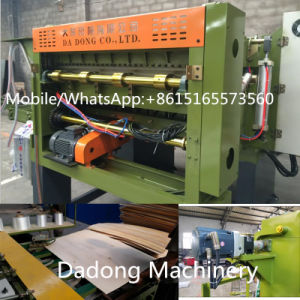 Hot Sale Decoration Panel Making Machine Automatic Core Veneer Composer Machinery pictures & photos