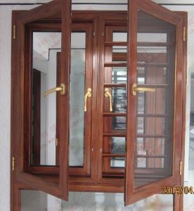 Steelwire Flyscreen and Casement Combined Window (BHN-C06) pictures & photos
