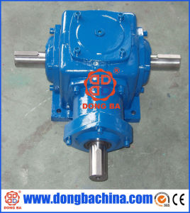 T Spiral Bevel Gear Boxes Reducer Units