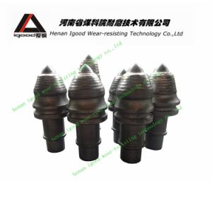30/60/22mm Round Shank Chisel Rock Bits Bullet Teeth pictures & photos