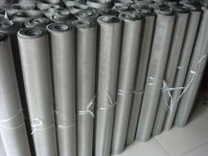 China Supplier Stainless Steel Screen Printing / 25 Micron Stainless Steel Wire Mesh pictures & photos