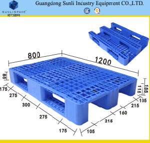 4 Way Entry Rack Type Heavy Duty Standard Size Pallet pictures & photos