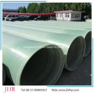 Gre FRP GRP Fiberglass Composite Light Weight Durable Pipes for Water and Oil pictures & photos