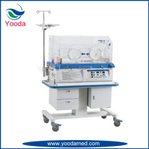 Hospital Neonatal Fetal Care Infant Radiant Incubator pictures & photos