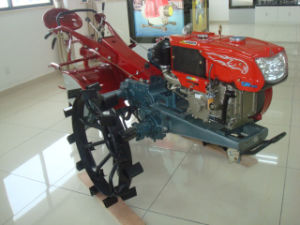 14HP Multi-Function Diesel Engine Walking Tractor pictures & photos