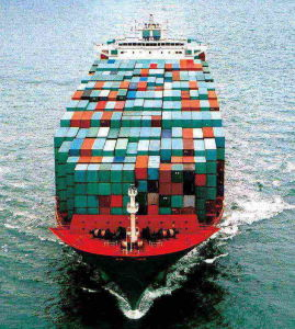 Shipping From China to Black Sea Freight Forwarder Container
