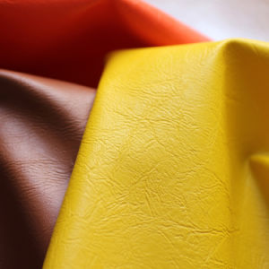 Semi PU Leather for Bag and Decoration (8016)