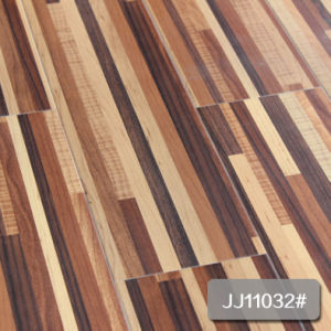 New Strips Wooden Laminate Flooring Superior Quality Jj11032