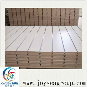 Slotted MDF for Wall Panel High Quality pictures & photos
