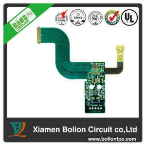 Green Ink Solder Mask Multilayer FPC pictures & photos