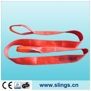 1-10t Polyester Eye & Eye Lifting Webbing Sling pictures & photos