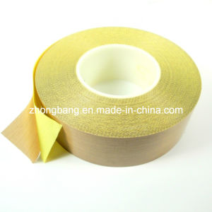 Heat Resistant PTFE Tape Roll pictures & photos