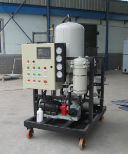 Dehydration Vacuum Oil Filtration System pictures & photos
