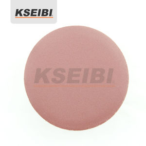 High Quality Kseibi Fibre Sanding Discs Hook & Loop Fastening pictures & photos