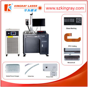 UV Laser Marking Machine with High Precision