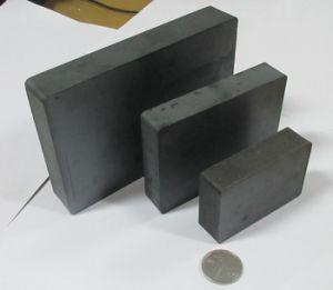 Hard Ferrite Block Magnet (UNI-Ferrite-oi12) pictures & photos
