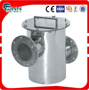 Stainless Steel 304 Swimming Pool Hair Collect Cleaning Filter pictures & photos