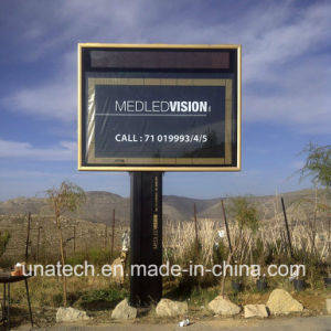 Advertising Photo Flex Frame LED Luminous Scroller Sign pictures & photos