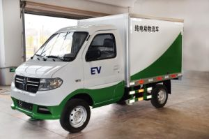 China EV, Electric Mini Truck for City Use, Economic Usage, No Pullution, Low Cost